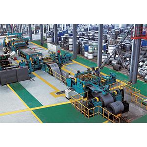 Slitting Line for Hot-rolled Steel