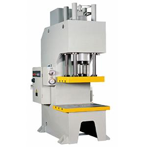 YB41 Series C-frame Hydraulic Press for Straightening & Press-in
